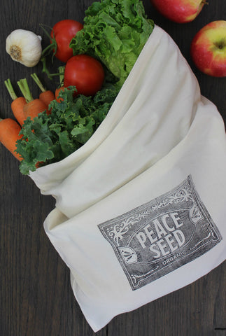 Produce Bag-100% certified organic cotton