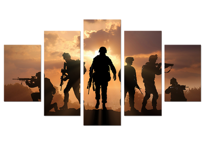 Sunset Soldiers