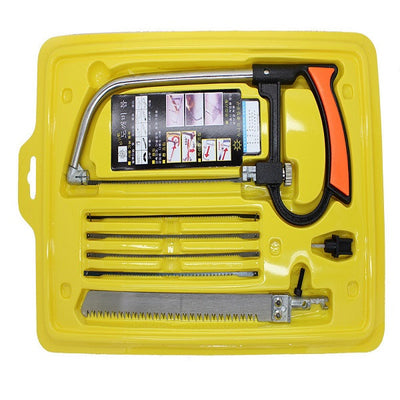 8-in-1 Multi-Functional Compact Hand Saw