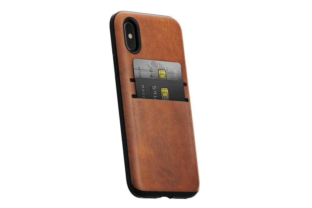 Wallet Leather Case by Nomad - Akin Tech