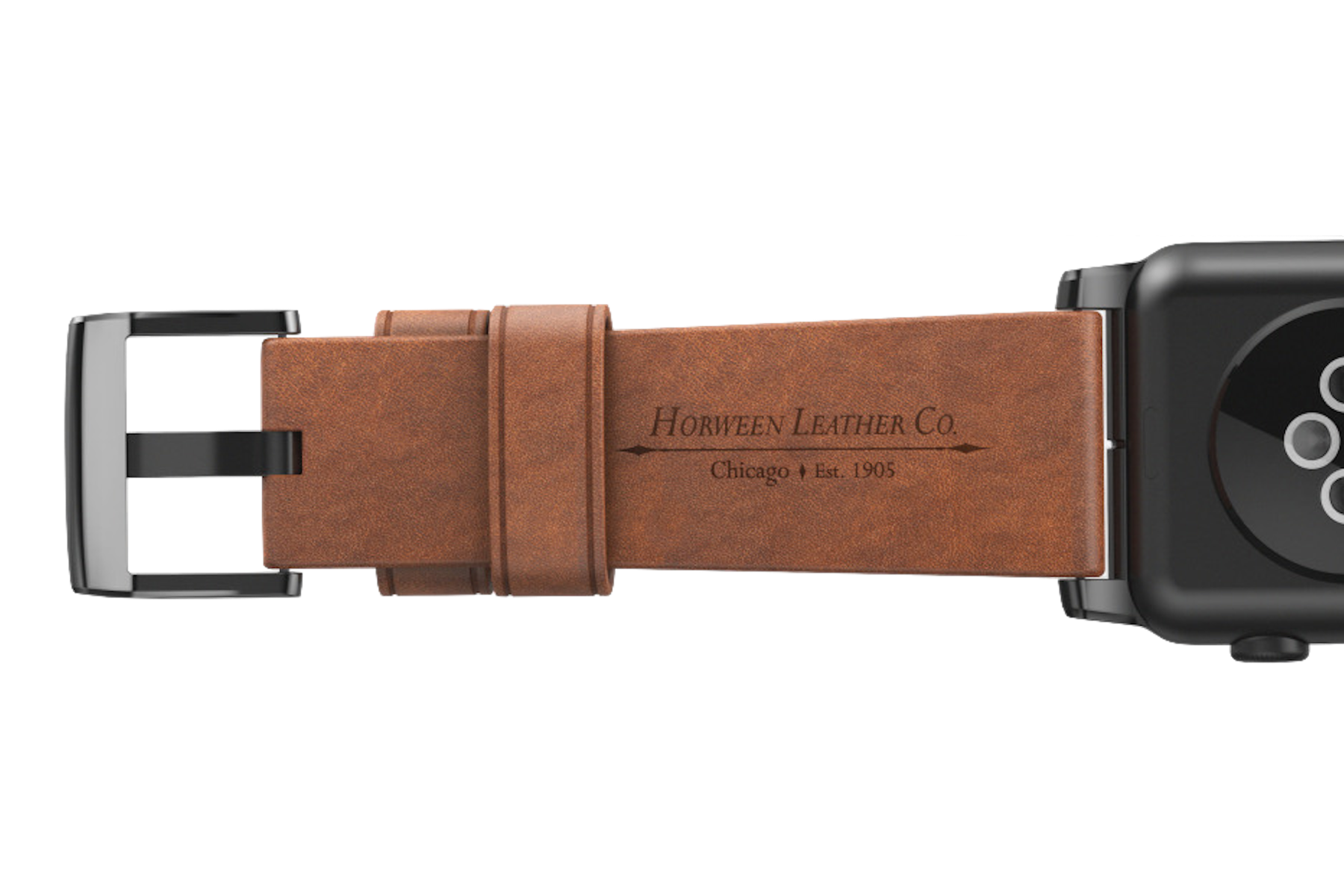 Leather Strap by Nomad - Akin Tech