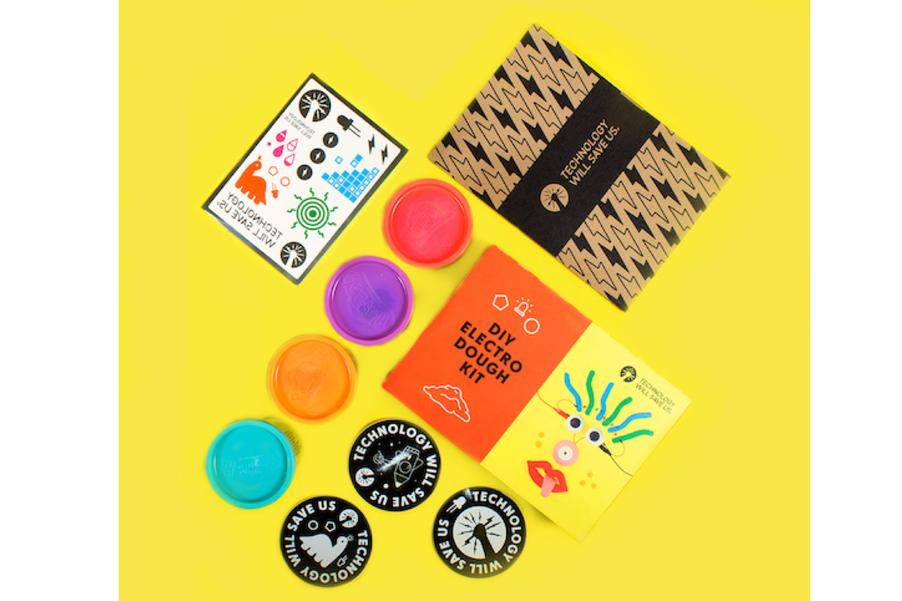 Electro Dough Kit - Akin Tech