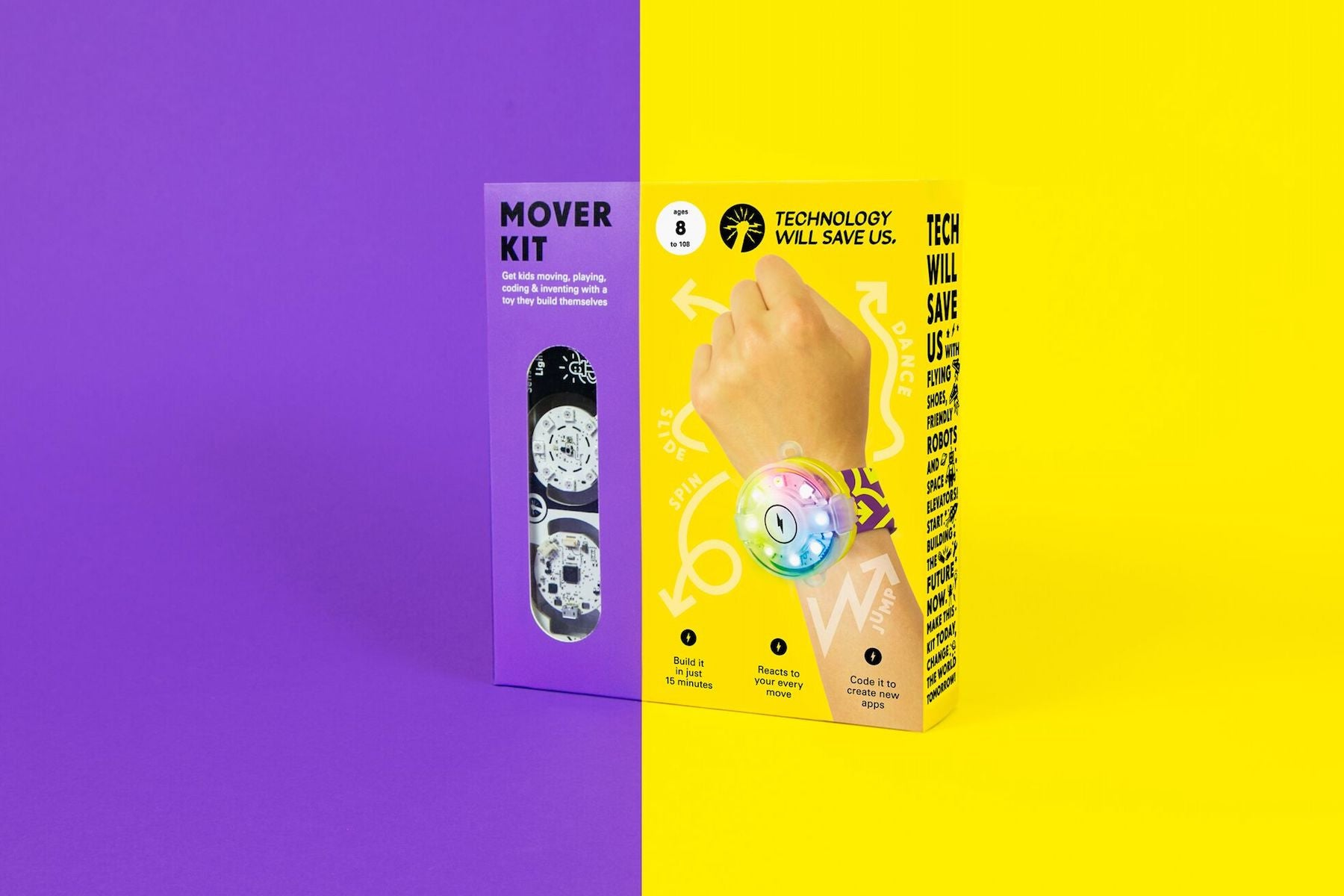 Mover Kit - Akin Tech