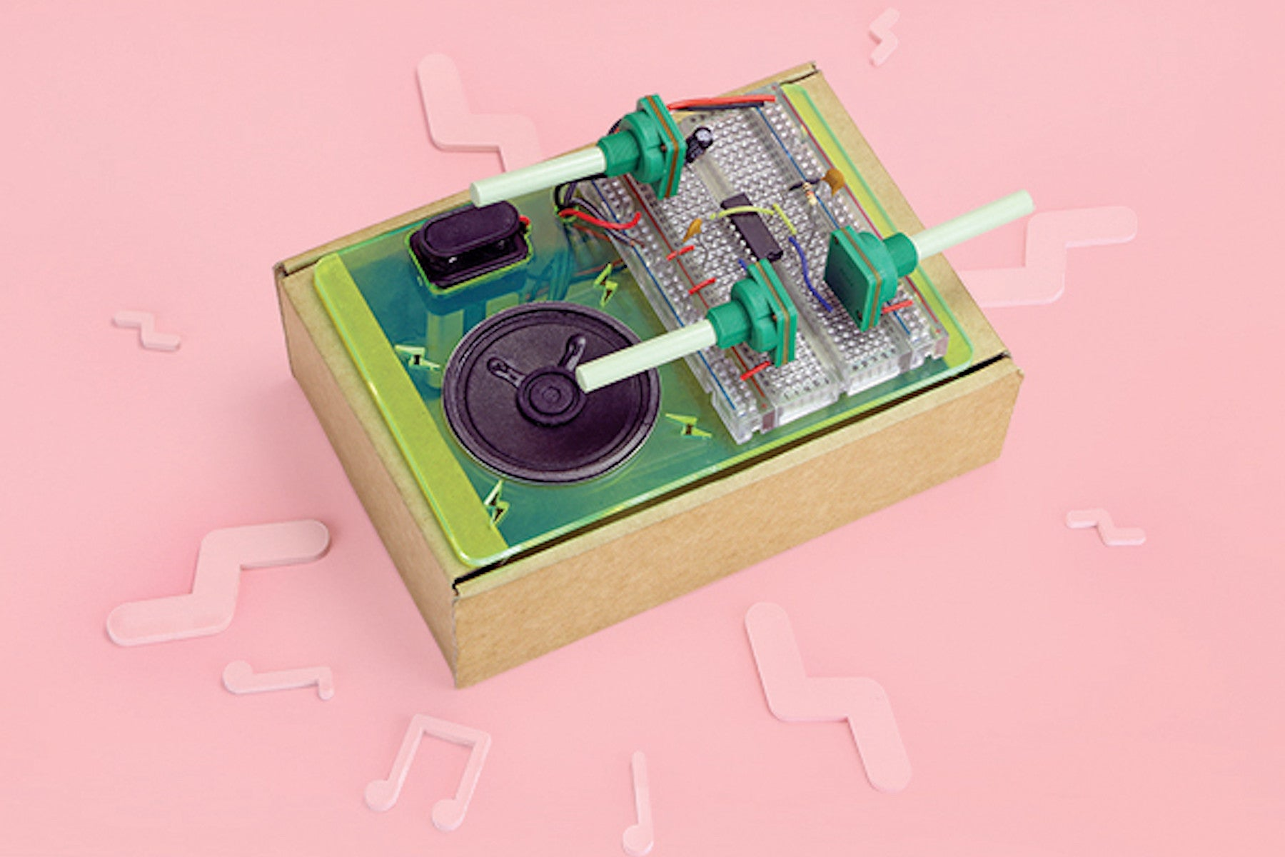 DIY Synth Kit - Akin Tech