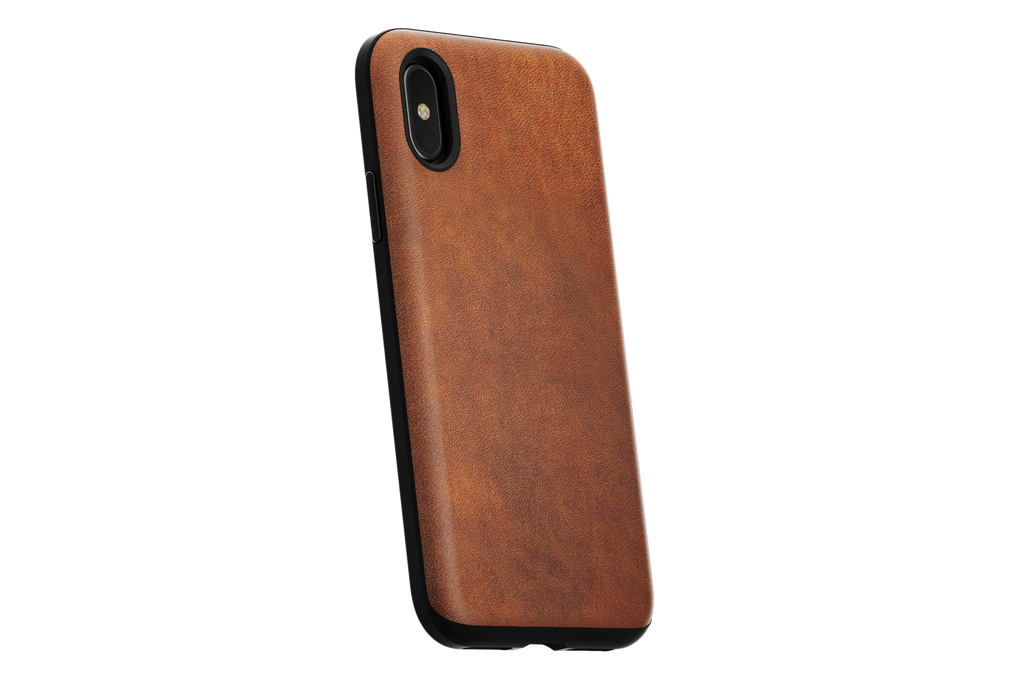 Rugged Leather Case by Nomad - Akin Tech