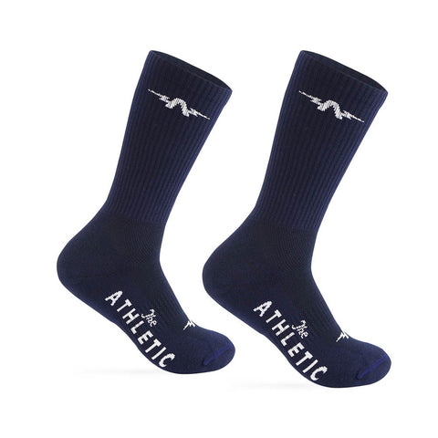 The Athletic Sport Sock - Navy