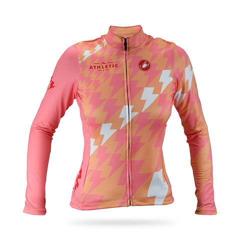 Women's Lightning Bolt Long Sleeve Jersey