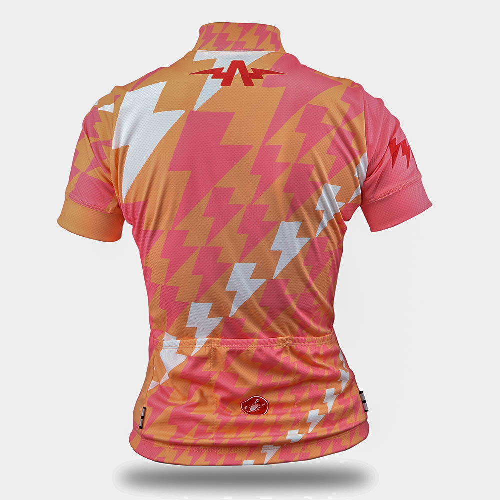Women's Lightning Bolt Short Sleeve Jersey