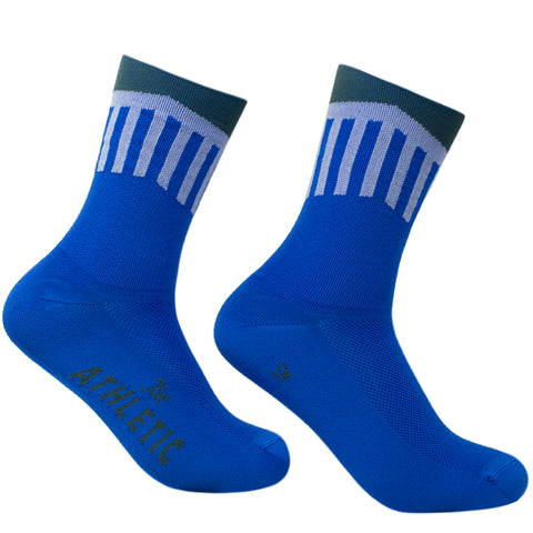 Canoe Socks - Imperial Blue
