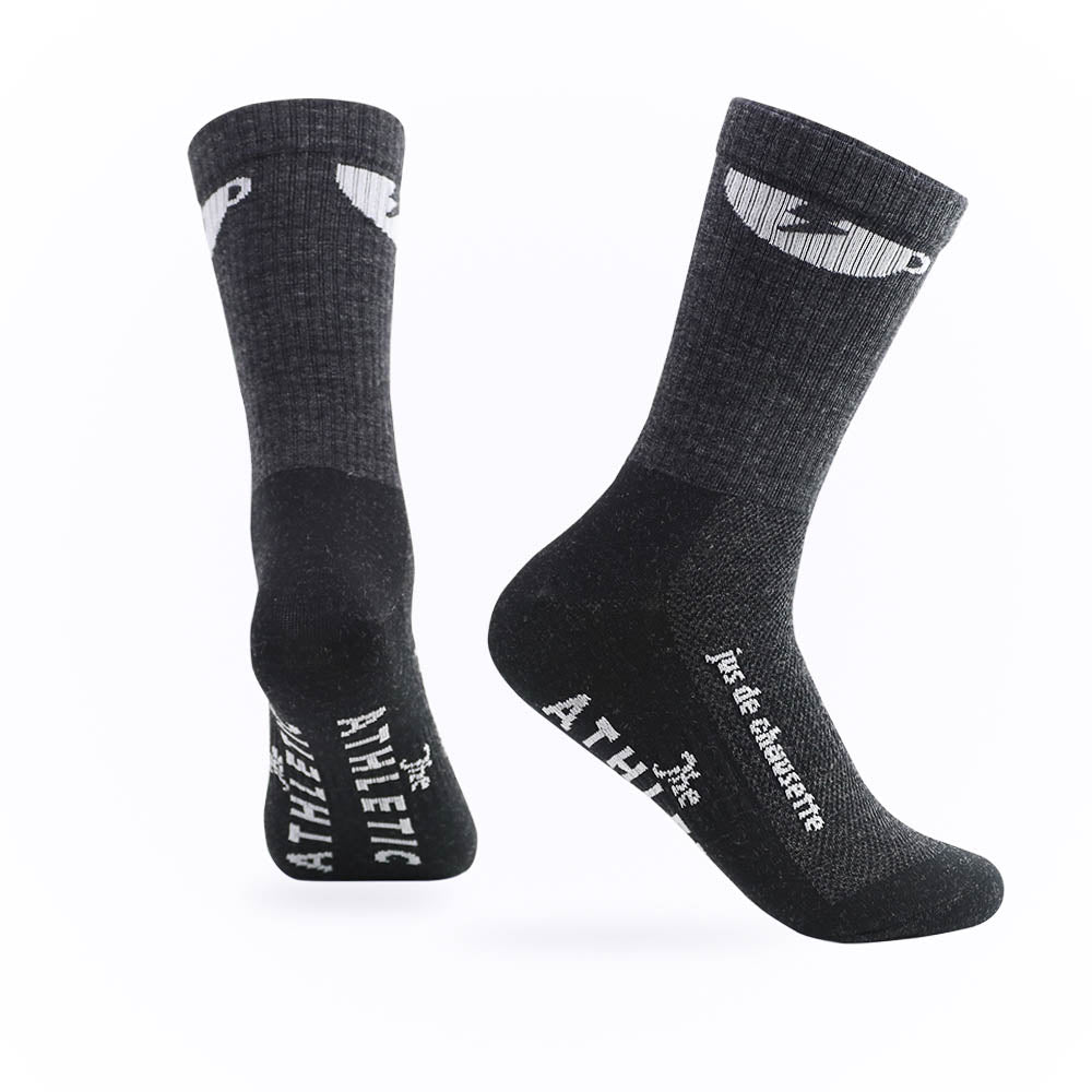 The Athletic Coffee Cup Warm Wool Sock
