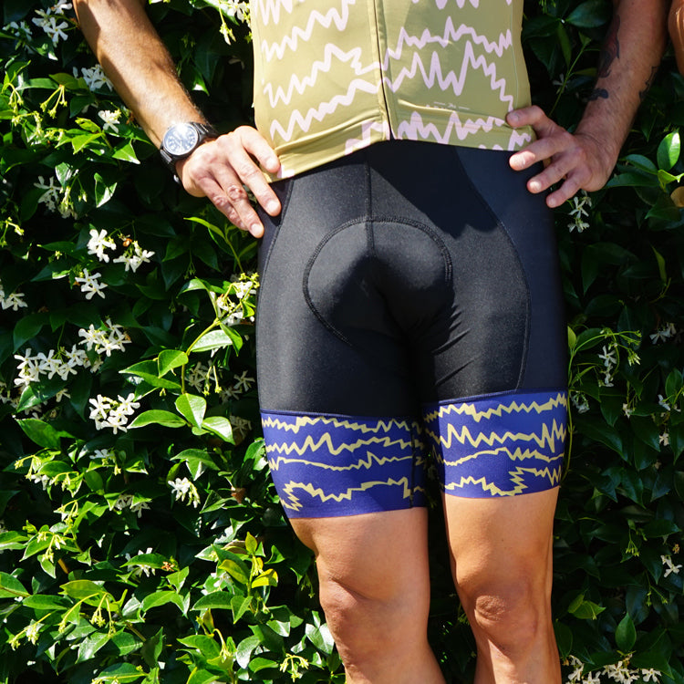 Electric Team Bib-Short - Men's