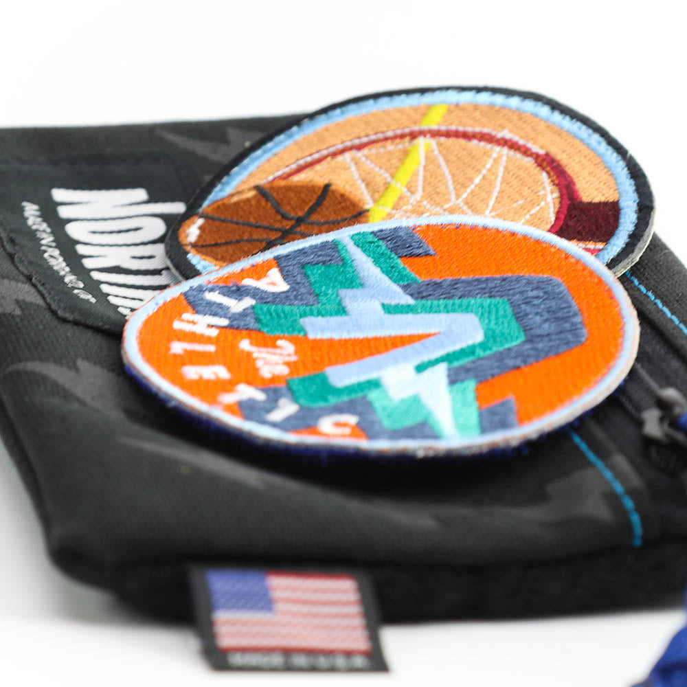The Athletic Patch Pouch BBall / Transmission A