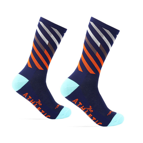 Mt. Fuji Ekiden Sock - OG Navy