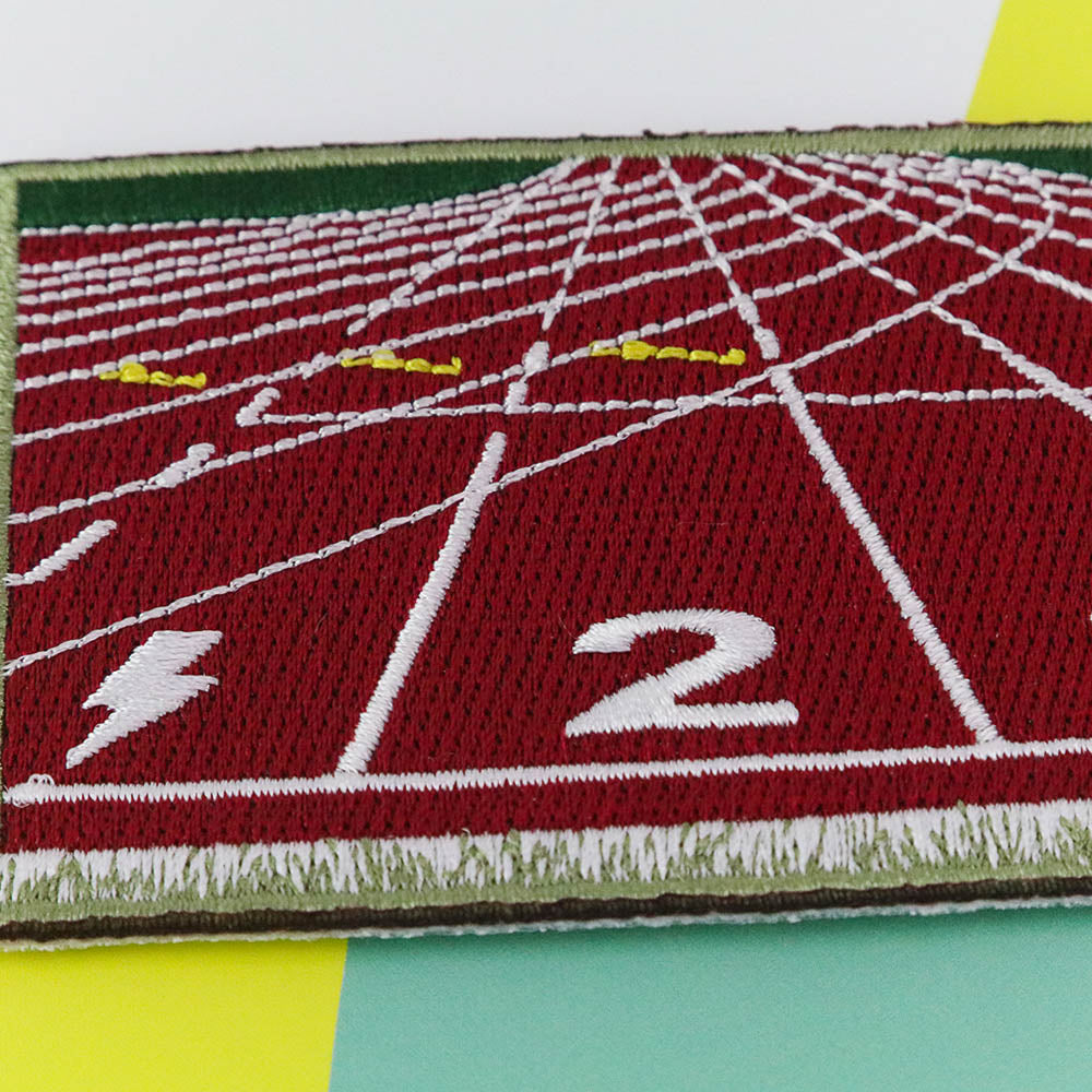 The Athletic Track & Field Patch