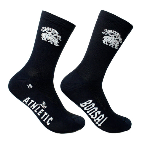 Bonsai Black Rhino Socks