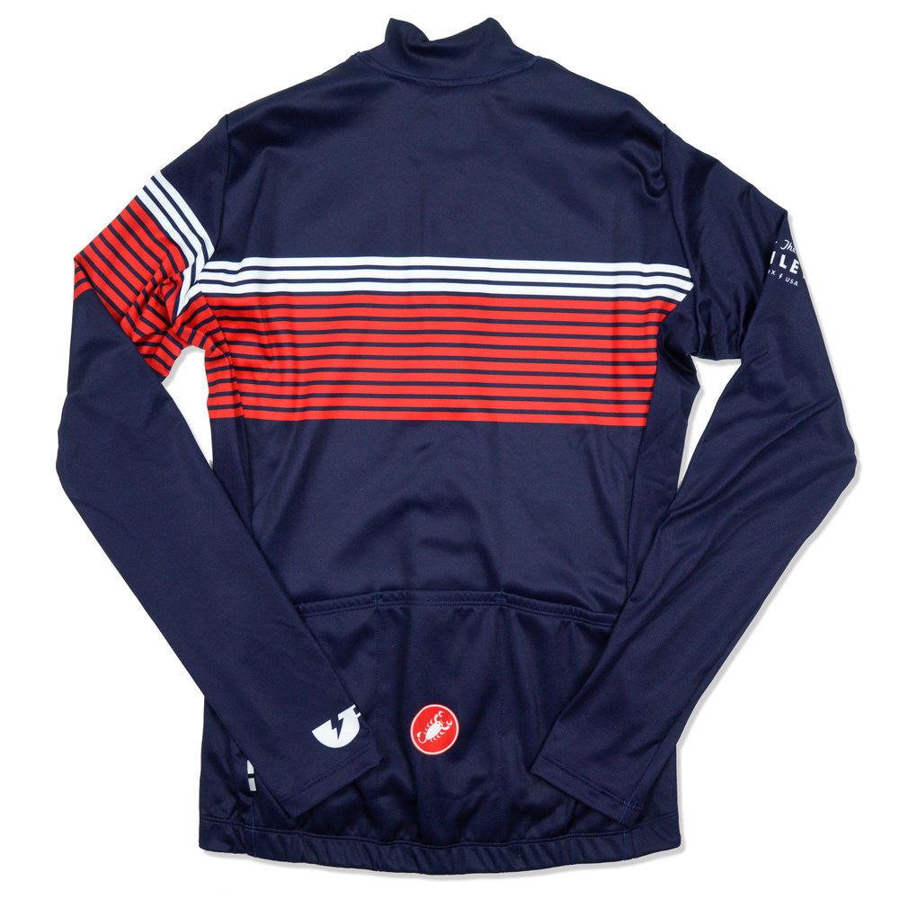 Women's National Collection LS Jersey - Navy