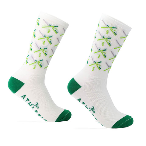 PDX Futbol Fan Sock - Away Green