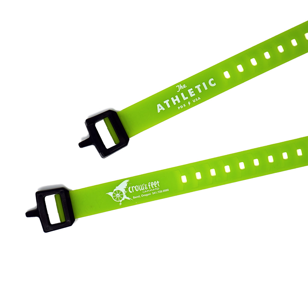 The Athletic x Crow's Feet Super Strap - Pack of Two
