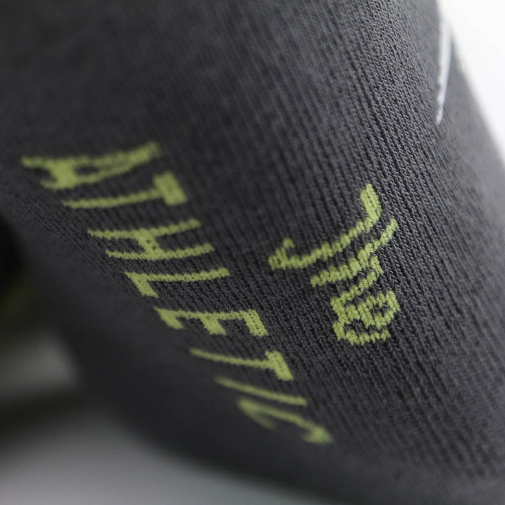 The Athletic Patch Collection Tennis Sock
