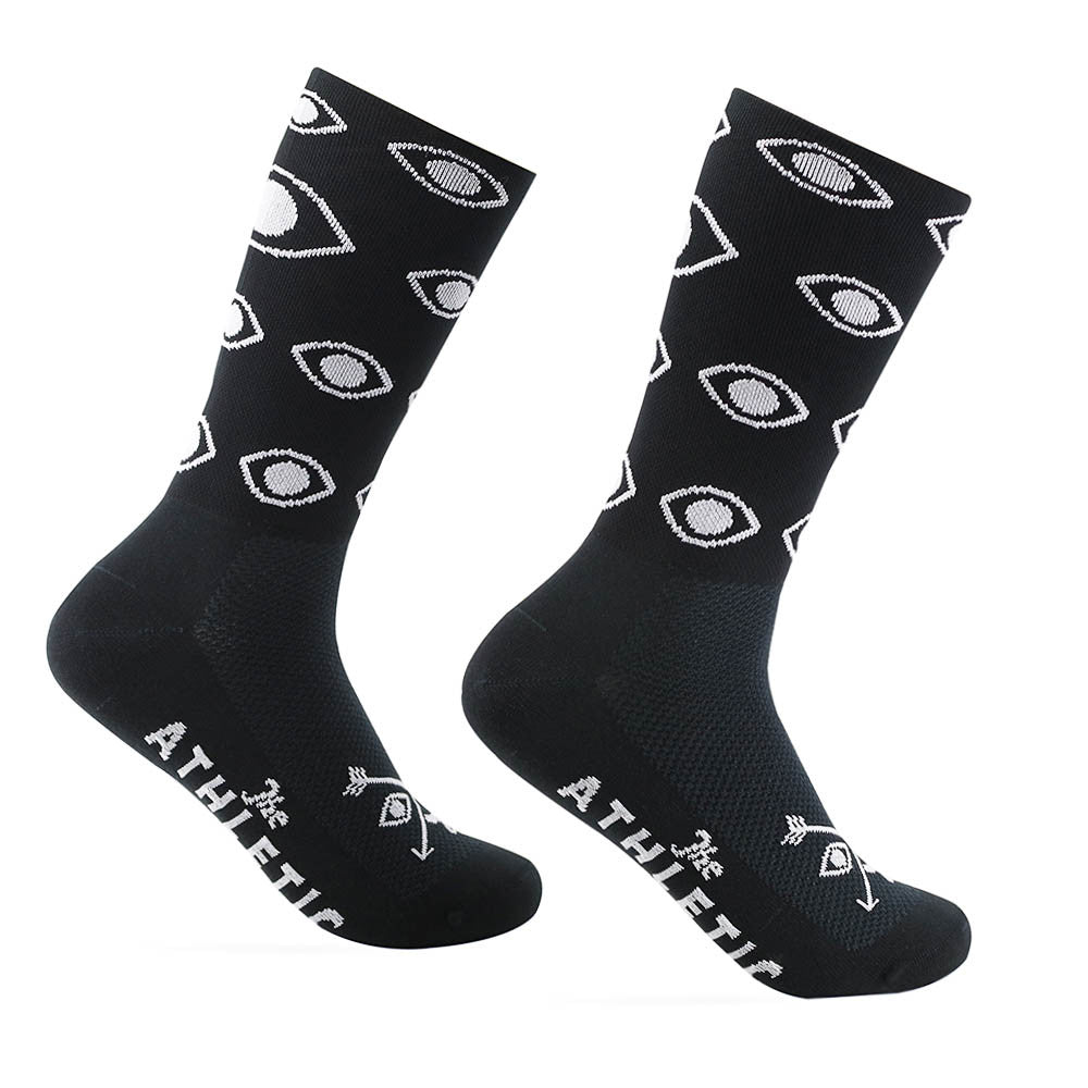 Stay Wild Trail Running Sock