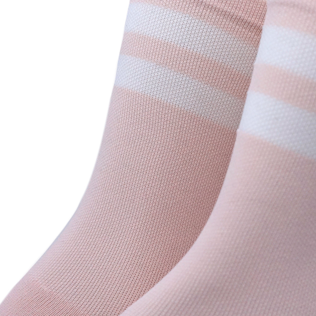 Triple Double Thin Weight Sock - Dusty Pink