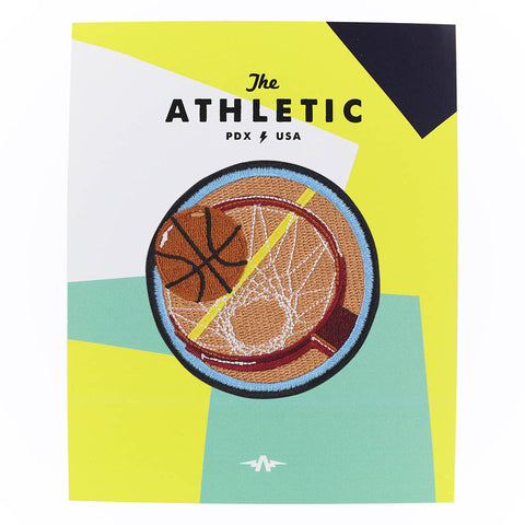 The Athletic Basketball Patch