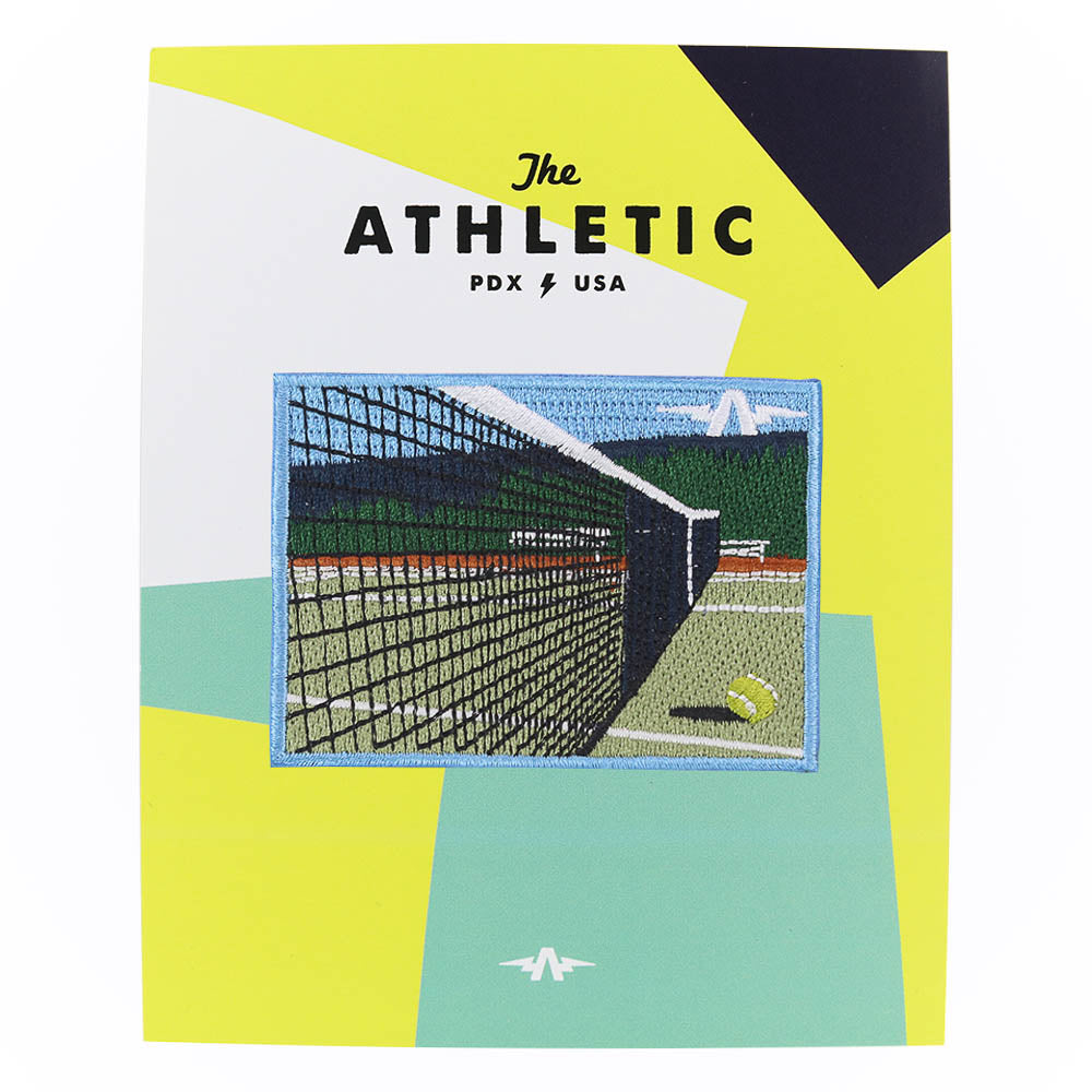 The Athletic Tennis Patch