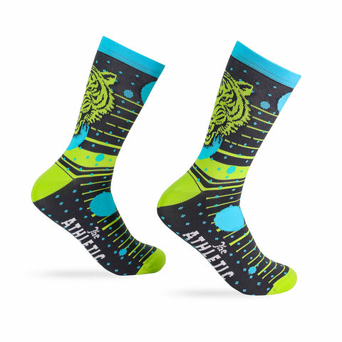 Le Tigre Race Sock