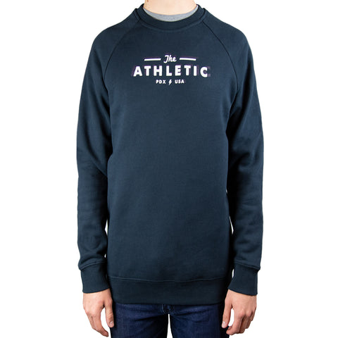 Logo Raglan Heavyweight Sweatshirt
