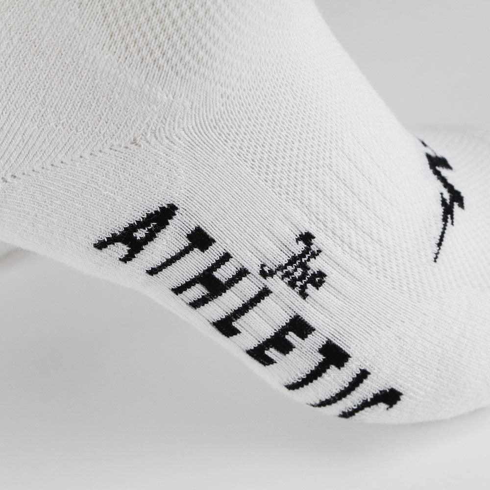 The Athletic Sport Sock - White