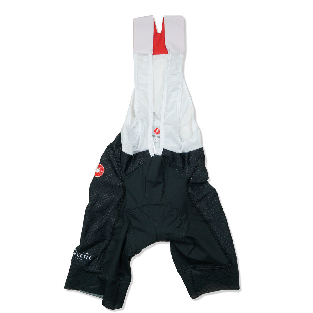 Men's Anthracite Bib Short
