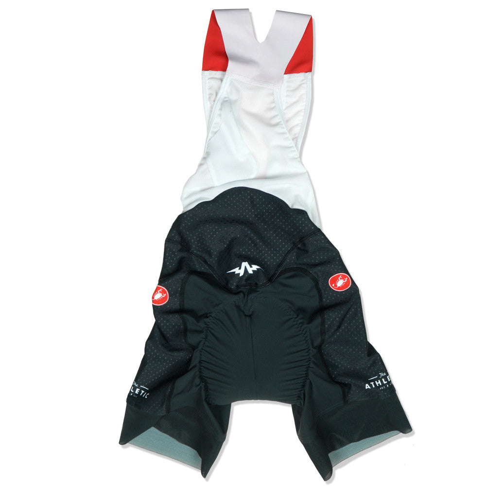 Women's Anthracite Bib Short