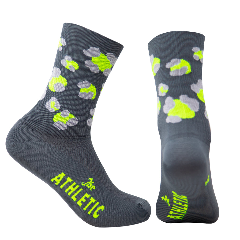 Big Cat Socks - Charcoal