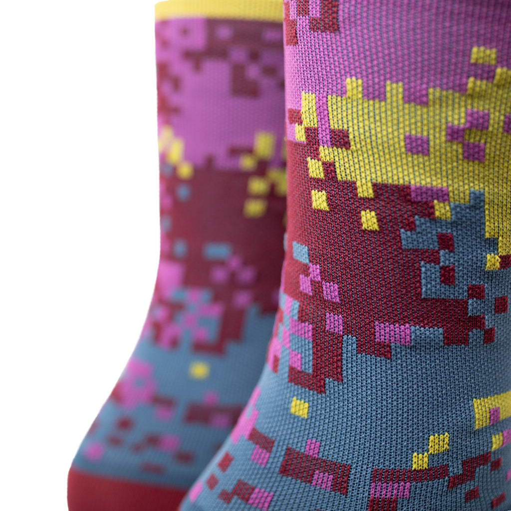 Digi Camo Sock - Legion Blue