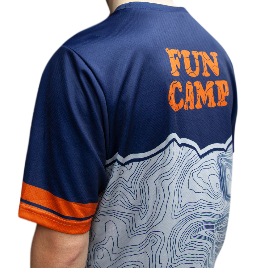 Fun Camp Trail Tech Tee