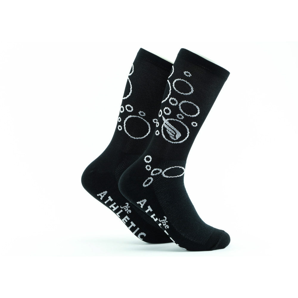 Jacuzzi Boys Bubbly Water Running Sock
