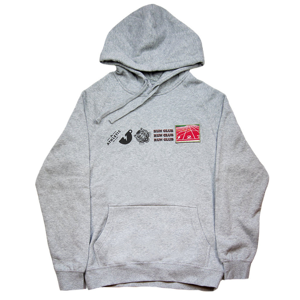 Run Club Lightweight Hoodie