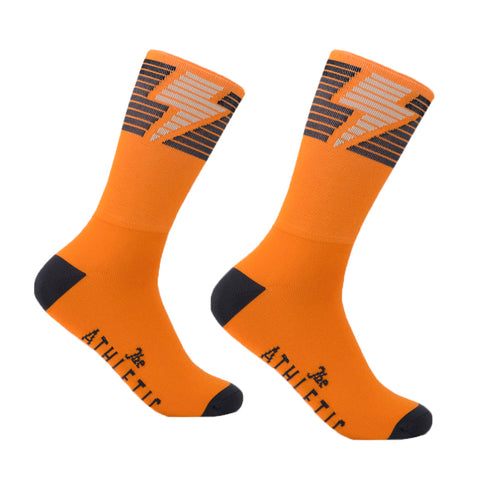 National Collection Sock - Vive Orange