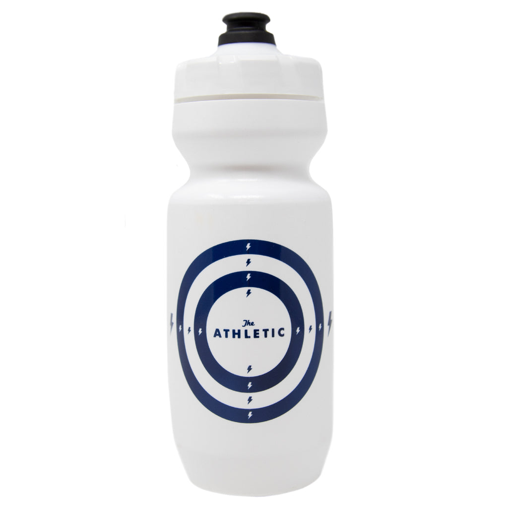 White Transmission A - Water Bottle