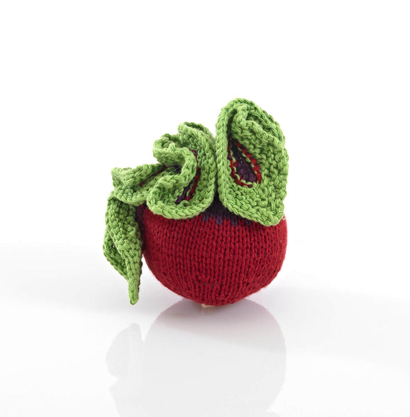 Fruit and Veggie Rattle Collection - artisans - handmade - Shokunin