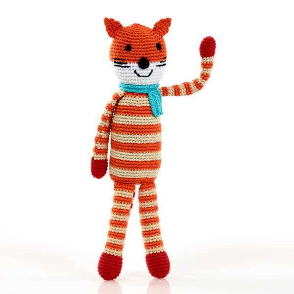 Marmalade Fox Rattle