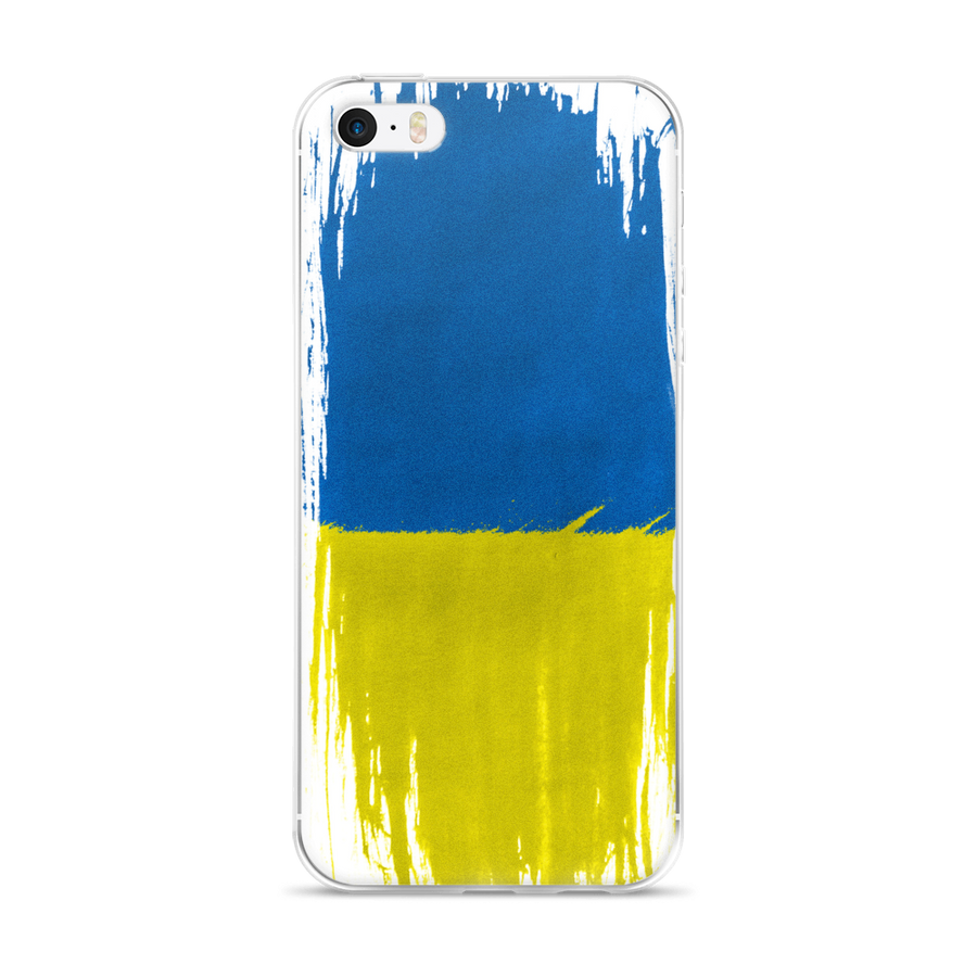 Abstract Flag Case