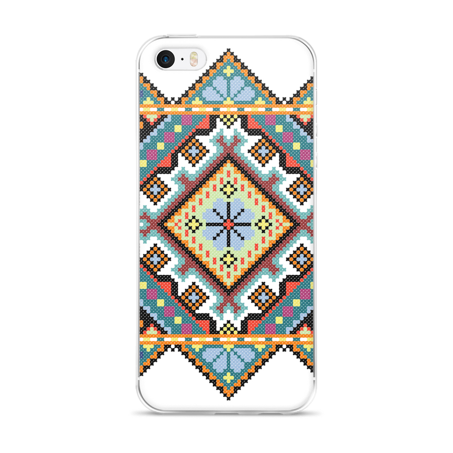 Ukrainian Cross Stitch Case