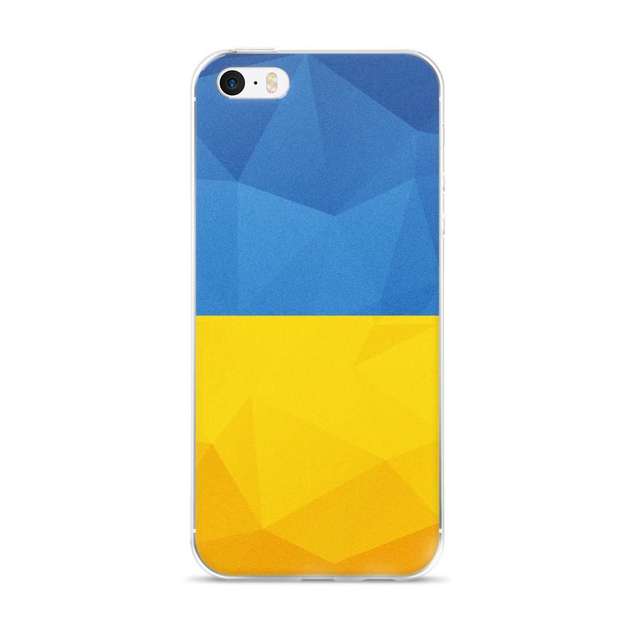 Polygonal Flag Case