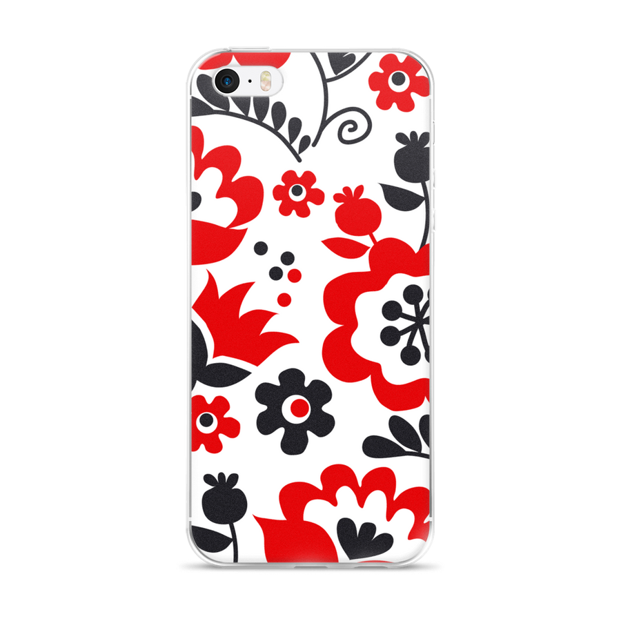 Flower Pattern Case