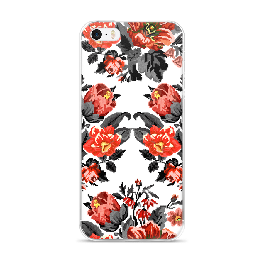 Wildflowers Pattern Case