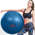 Home Gym Workout Stability ball  65 cm Yoga ball Anti-burst With Pump Reneg8