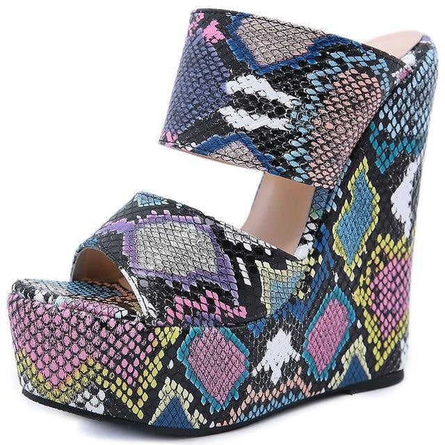 I'M COMING HOME TO YOU WEDGES