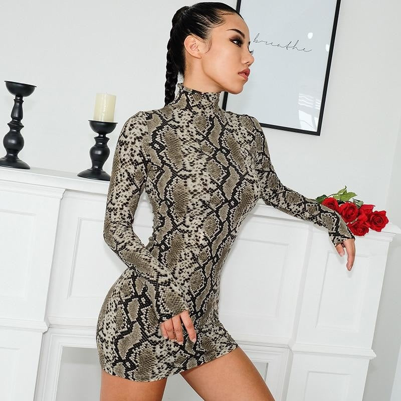 IM WILD AND SEXY MINI DRESS