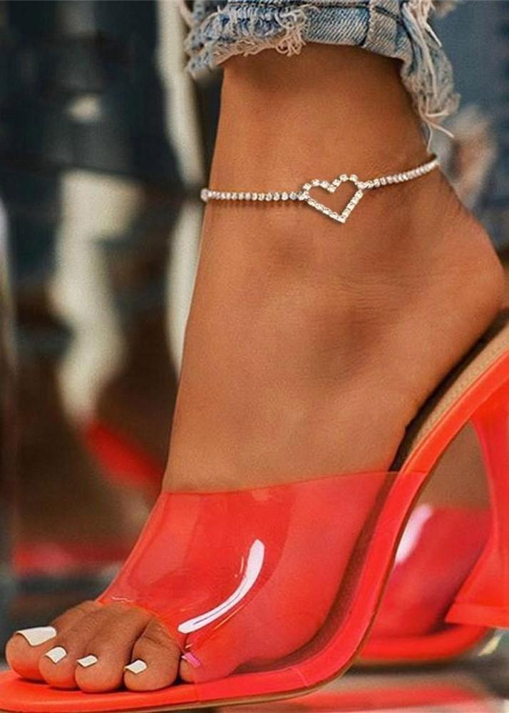 LET'S HAVE FUN ANKLET
